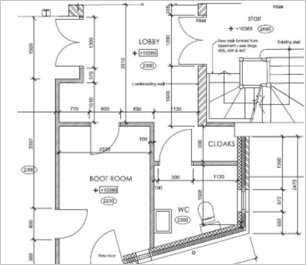 How To Draw Your Own House Plans   Bespoke Home DesignWhat To Draw