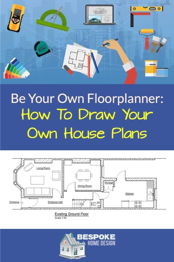 How To Draw Your Own House Plans