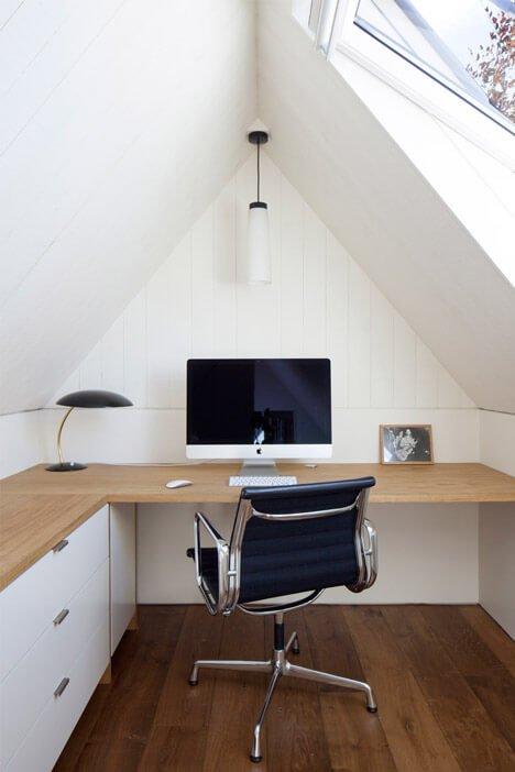 10 weird and wonderful loft conversions - Loft style office furniture ...