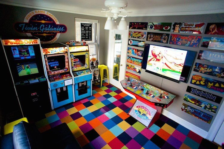 bizarre basement
